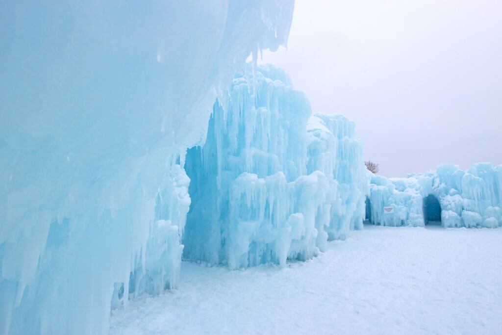 Ice Castles, Edmonton