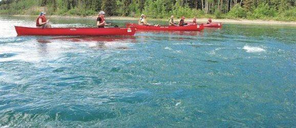yukon-river-canoeing-adventure
