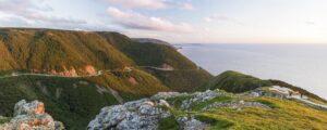 Cabot Trail Panorama