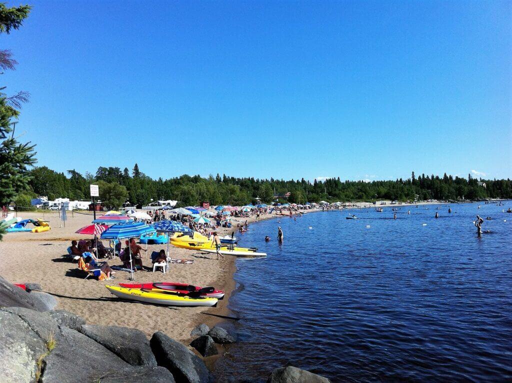 Lac St. Jean