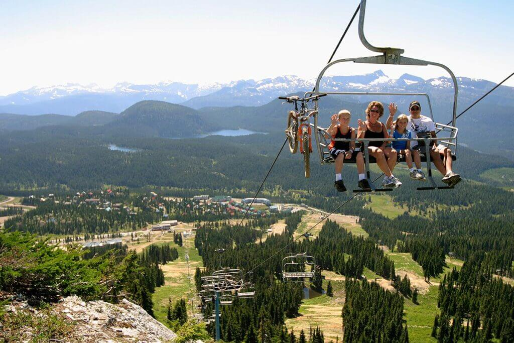 Mount Washington Chairlift