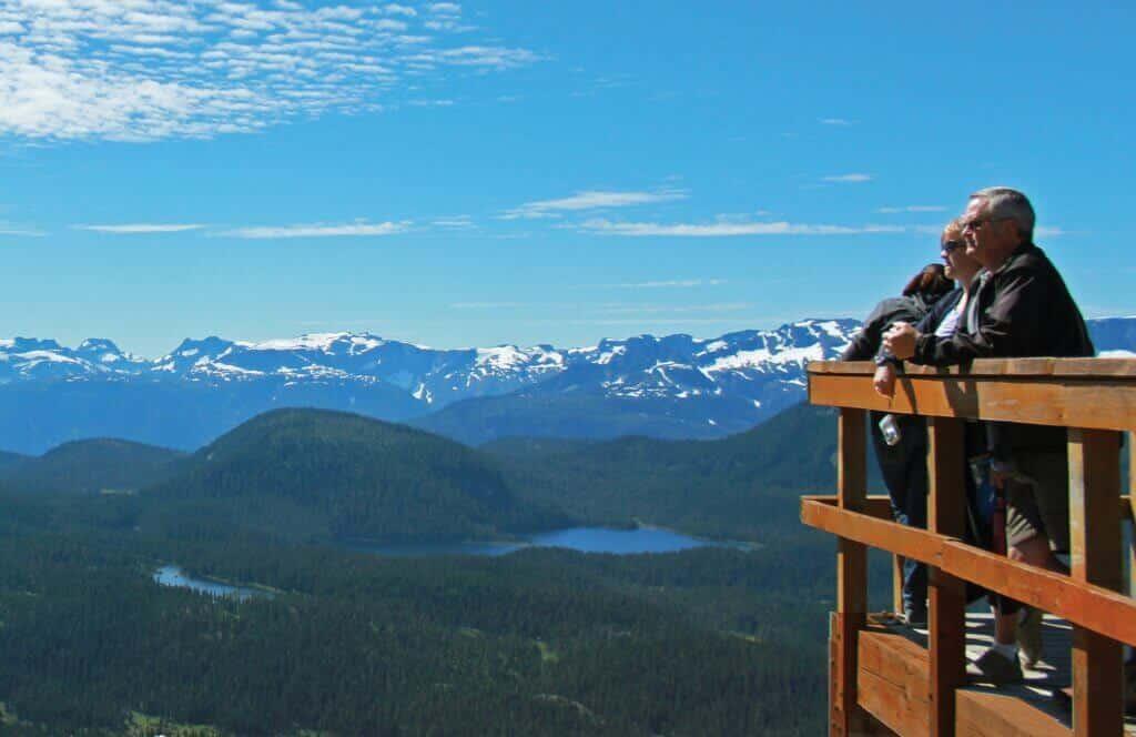 Mount Washington Viewpoint