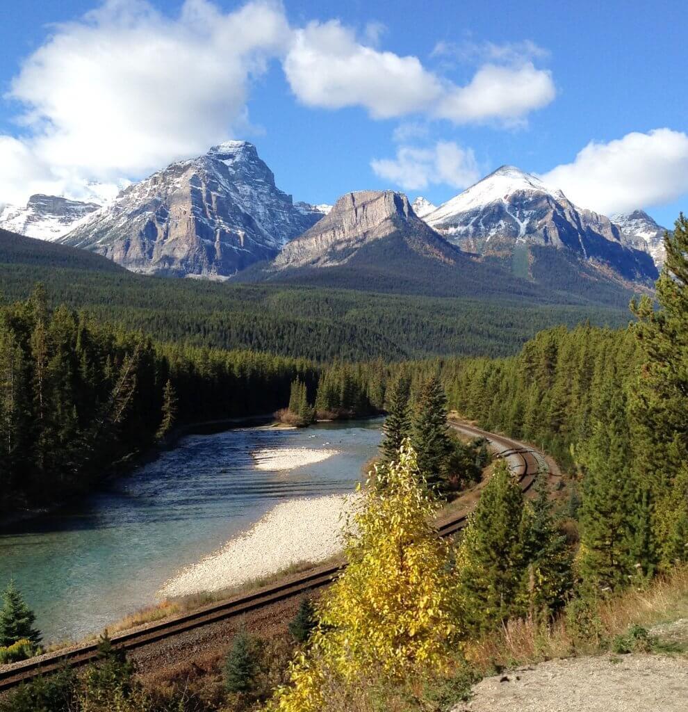 Trans Canada by Rail Rockies