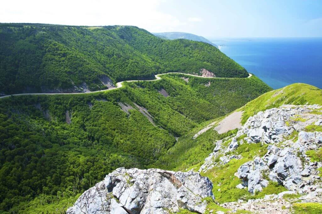 Cabot Trail, Cape Breton Highlands National Par