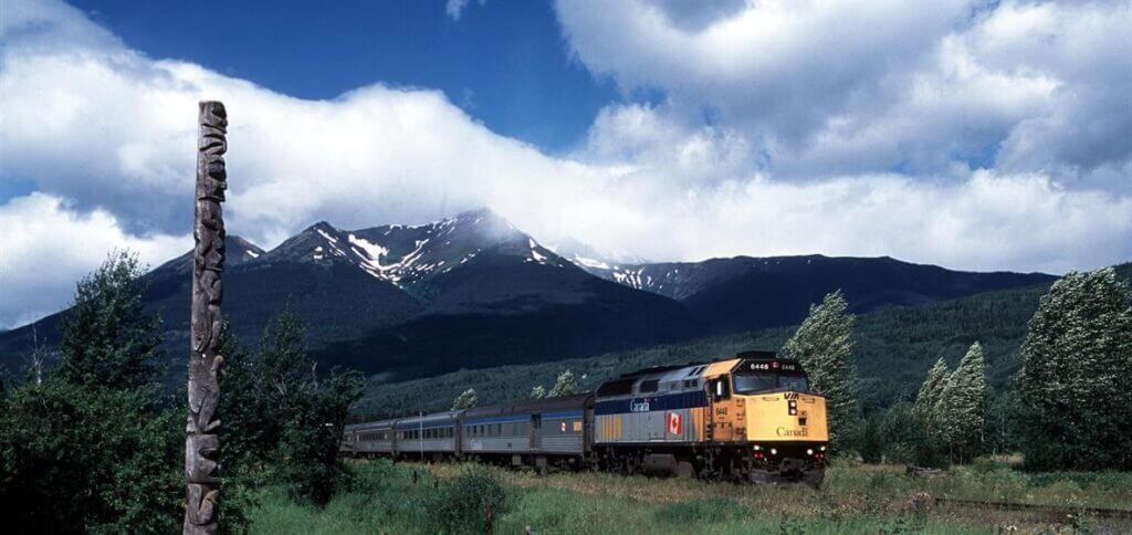 via rail skeena jasper 10