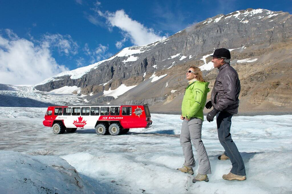 Banff Icefields Parkway Photo by Brewster Travel