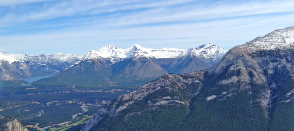 Banff National Park Gondola