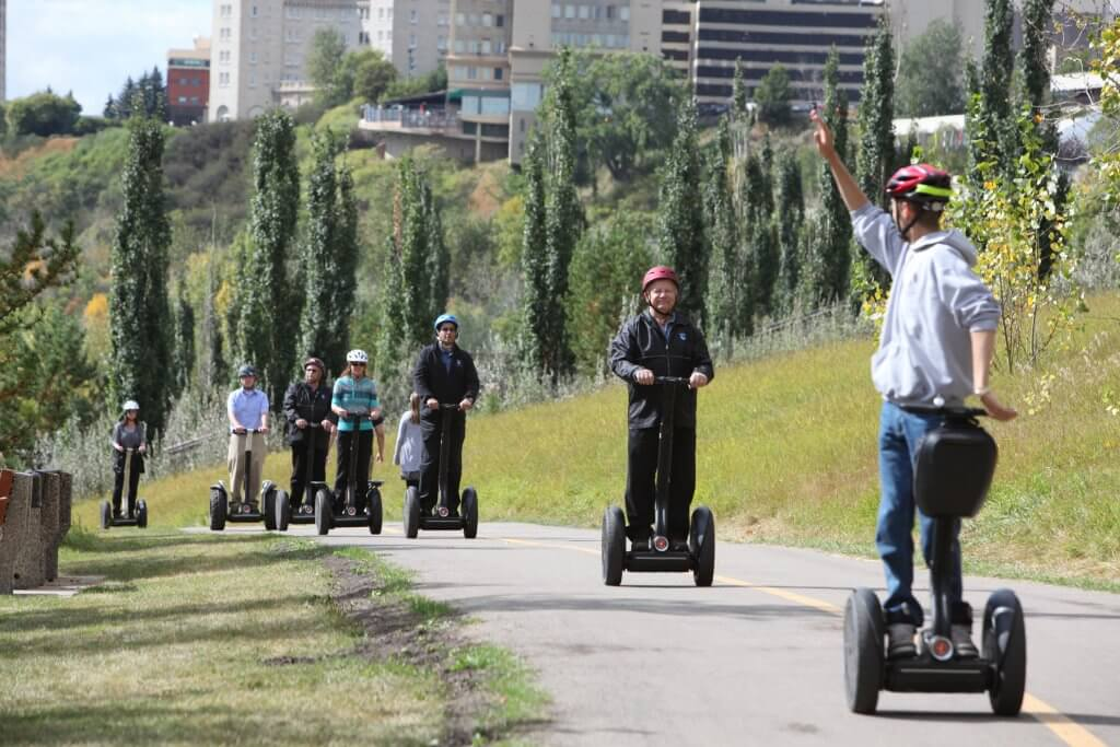 Edmonton Segway Tours