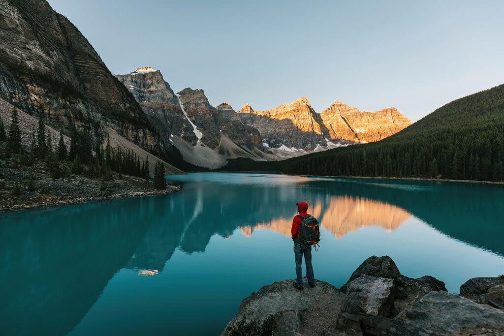 Mountain Lakes Waterfalls