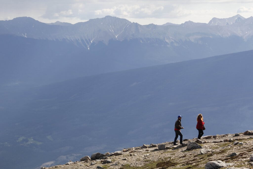 Jasper Whistler Mountains
