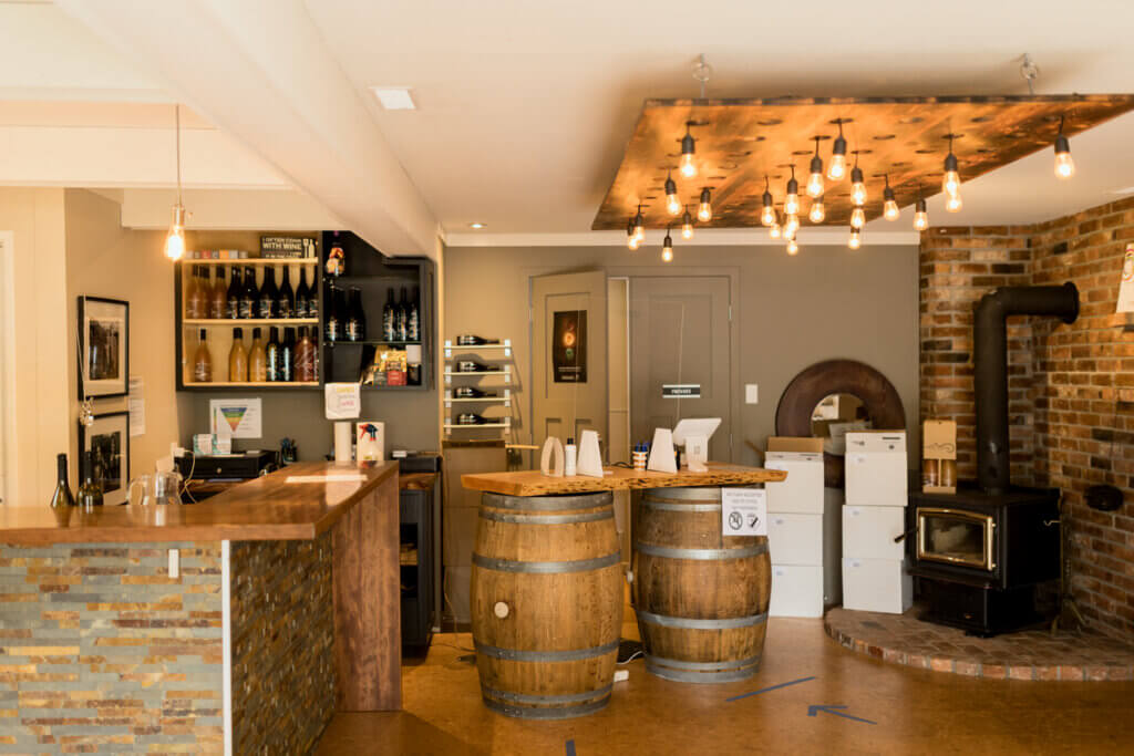 Rocky Creek Winery, Cowichan Bay